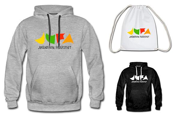 Jufa Fanshop bei Spreadshirt